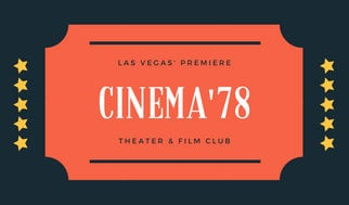Orange cinema ticket las vegas business card templates by canva orange cinema ticket las vegas business card colourmoves