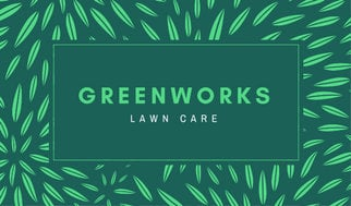 Green grass background lawn care business card templates by canva green grass background lawn care business card wajeb Image collections