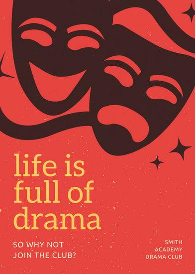 drama flyers oker whyanything co
