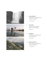 Simple Nordic Photo Minimalist Travel Magazine