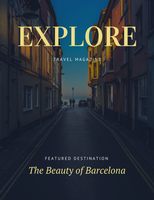 Modern Photo Travel Magazine