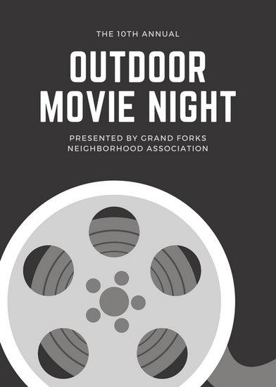 movie night flyer template akba greenw co