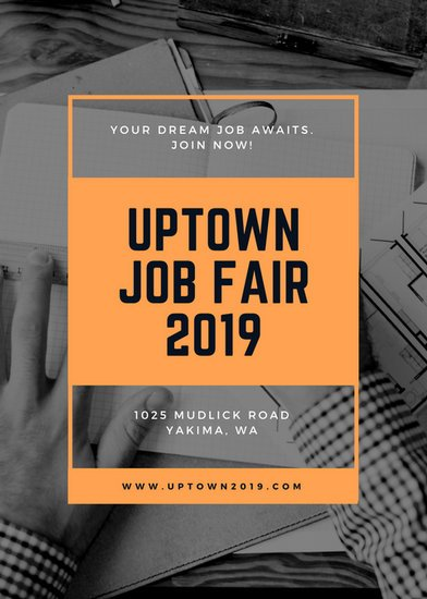 job fair flyers