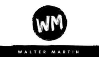 Black and White Logo Freelancer Business Card