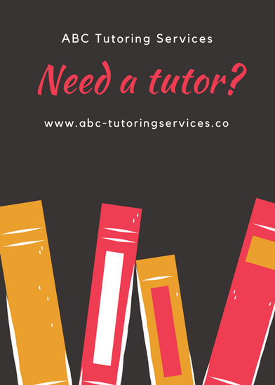 tutoring flyer tutoring flyer cool tutoring flyers the knowledge