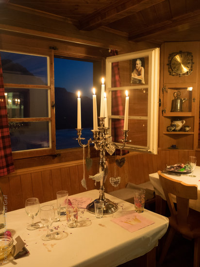 Candlestick, Candle Holders, Hut Evening, Hut
