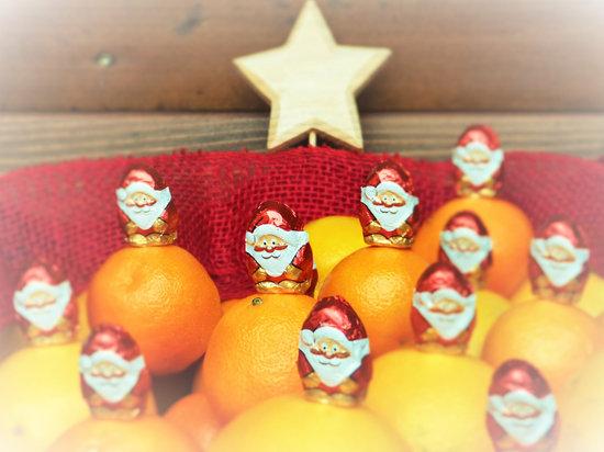 Nicholas, Advent, Chocolate, Santa Clauses, Kollegenm