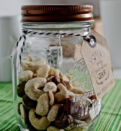 Box, Glass, Jar, Nuts, Dried Fruit, Container, Store