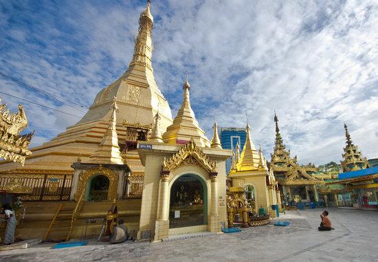 Myanmar, Asia, Burma, Temple, Travel