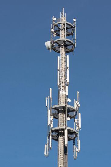 Remote Login Mast, Radio Mast, Communication, Antenna