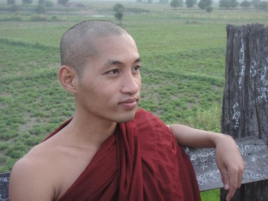 Monk, Myanmar, Religion, Buddhism, Burma