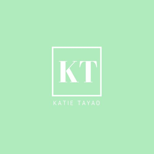 Pastel Green and White Framed Beauty Logo