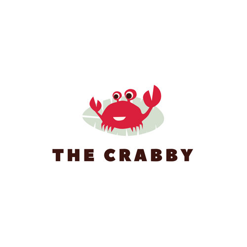 Red Crab Business Logo