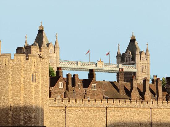 London, Tower Bridge, Tower, Tourist Attraction
