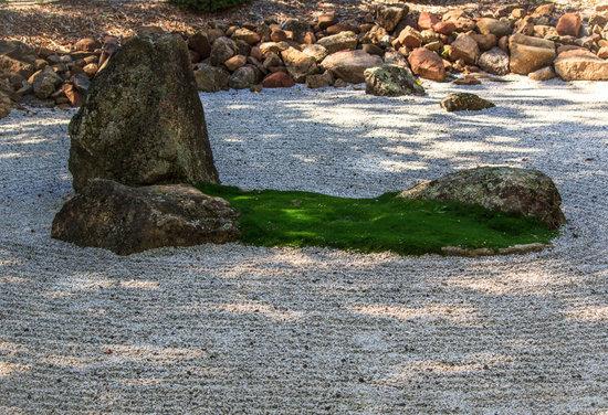 Zen Garden, Meditation, Insight, Understanding