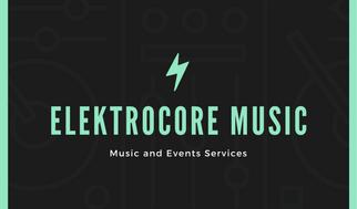 Mint Mixer Music Business Card