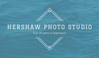 Blue Sea Photographer's Business Card