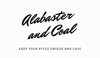 Black Bold Script Graphic Design Business Card