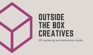 Gray Cube Web Designer Business Card