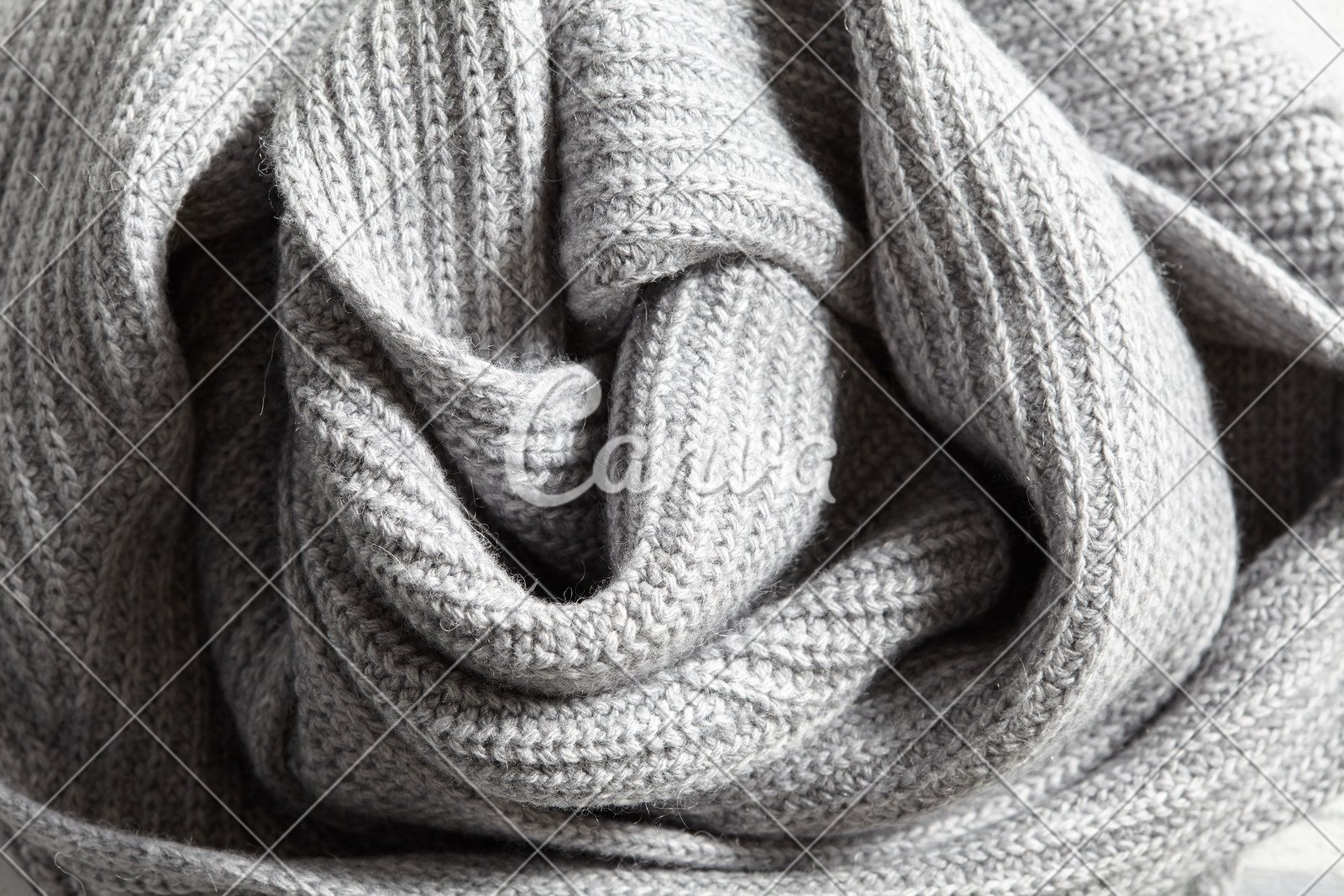 Elegant Gray Knitted Cotton Fabric Texture Photos By Canva