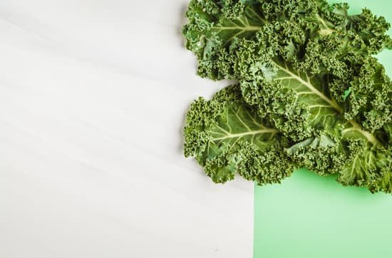 Nutritional Information Of Raw Kale