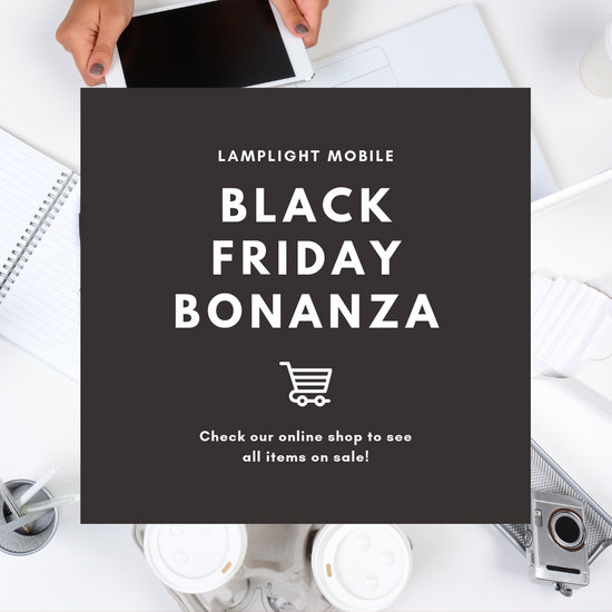 Brown Black Friday Sale Instagram Post
