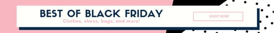 Dark Blue and Pink Cyber Monday Coupon Leaderboard