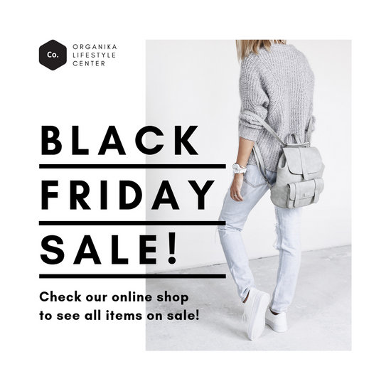 Black Friday Clothing Sale Instagram Post