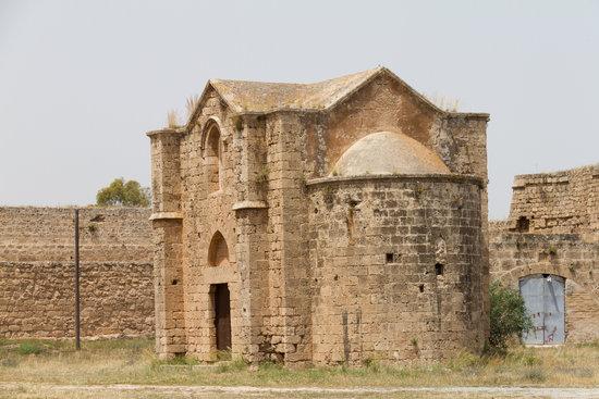 Medieval Armenian Church, Famagusta, Cyprus