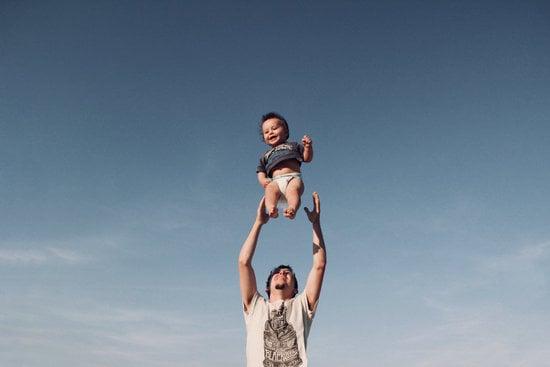 Porque é grande o Pai aos olhos do filh@? [uma carta para o pai e dicas de brincadeiras] 2