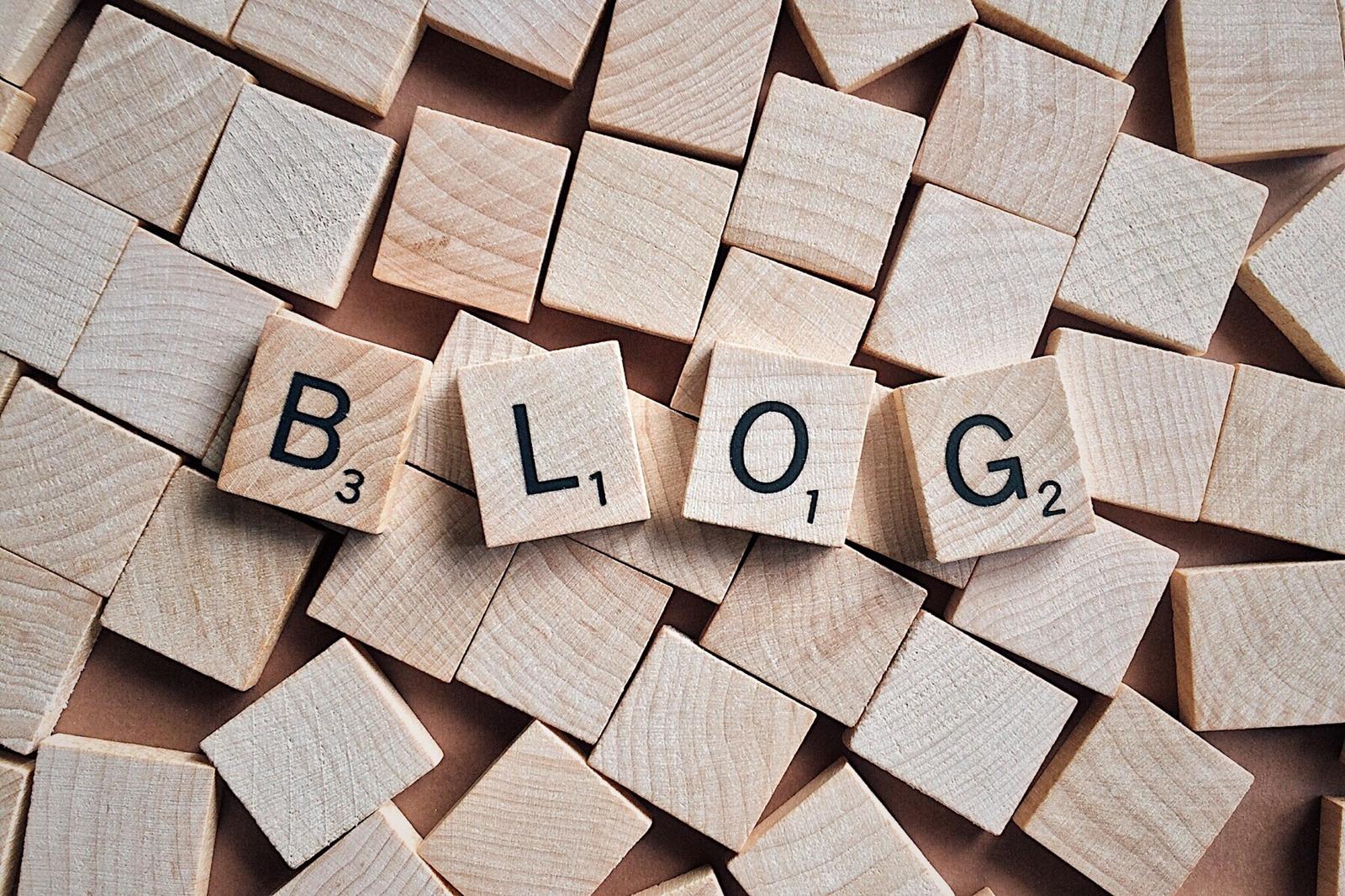 Flat Lay Photography Blog Scrabble Bricks