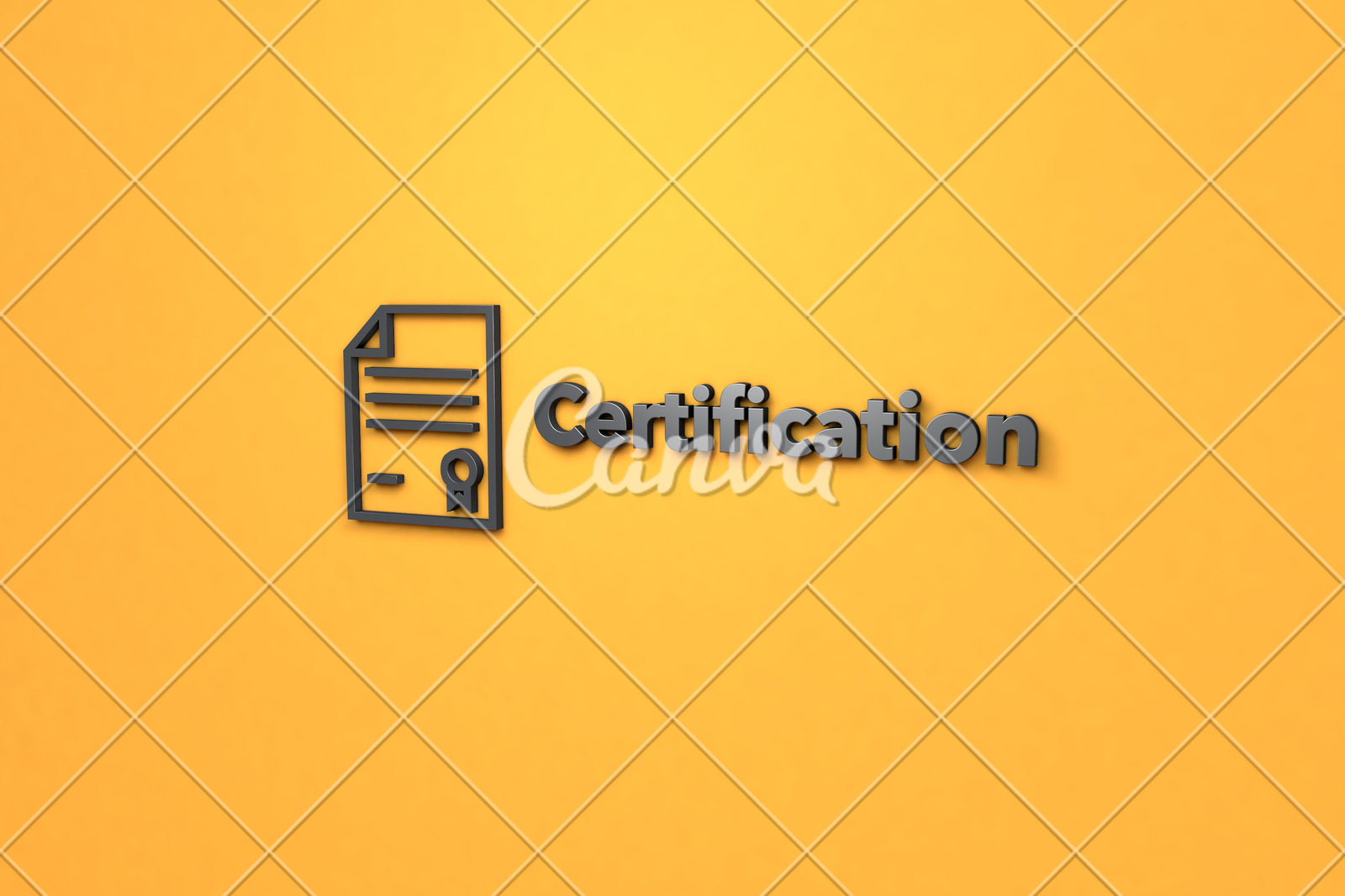 picture of Certificate