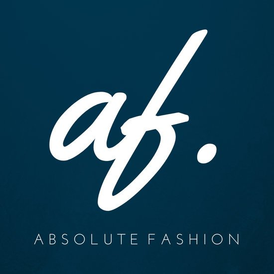 Blue Absolute Fashion eBay Logo
