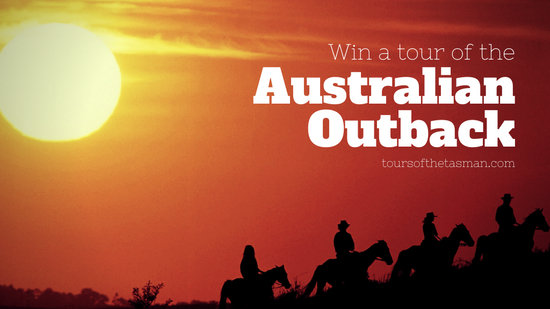 Cowboys in Outback Marketing Wide Presentation