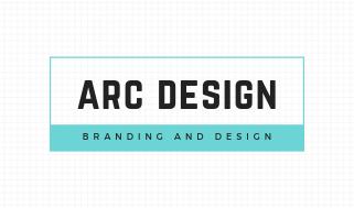 Turquoise Gridlines Web Designer Business Card