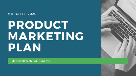 Green and White Minimalist Marketing Proposal Presentation