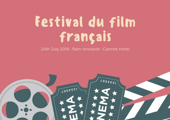 Red Film Festival French Postcard