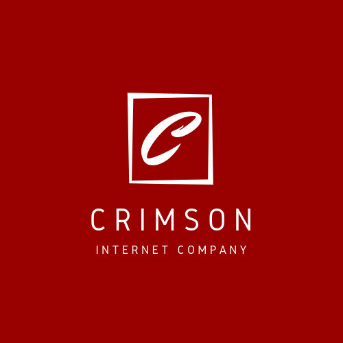 Crimson Square Internet Logo