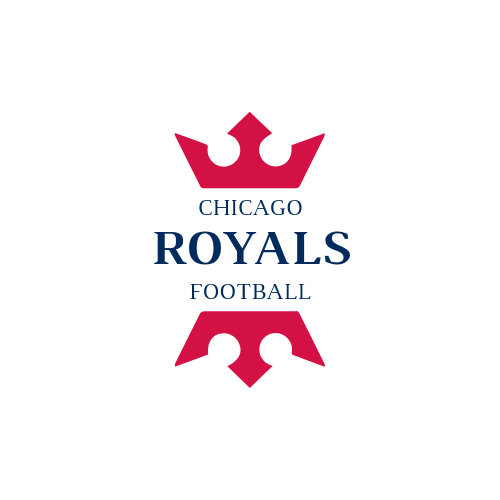 Chicago Royals Soccer Club Logo