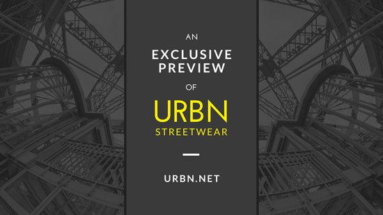 Streetwear Creative Wide Presentation