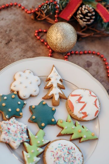 Christmas Cookies Photos By Canva