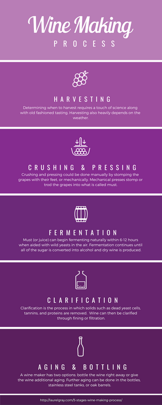 Purple Blocks Timeline Infographic