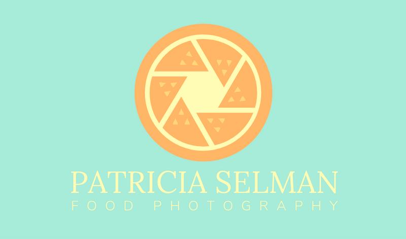 Food Photographer Business Card