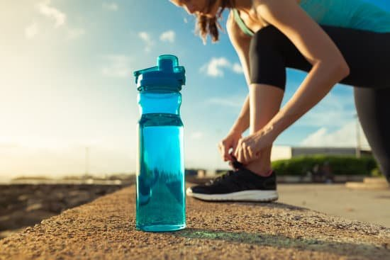 Water bottle use for sport