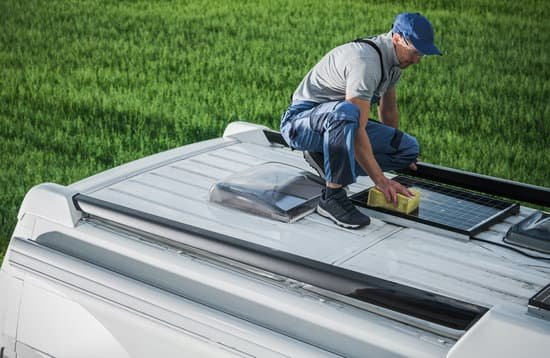 Check If You Can Install Solar Panels On Campervan Roof