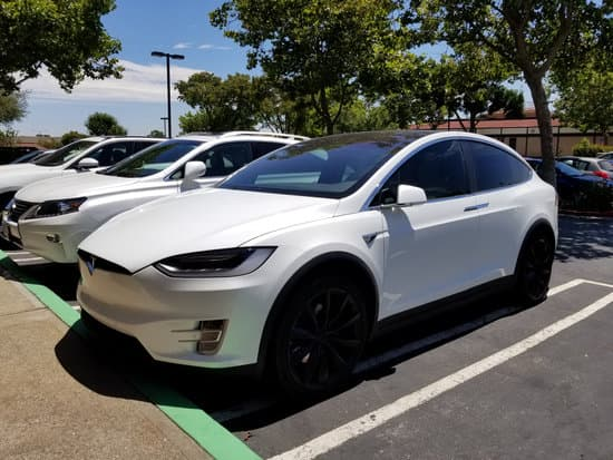 How much energy is needed for a vehicle like Tesla?