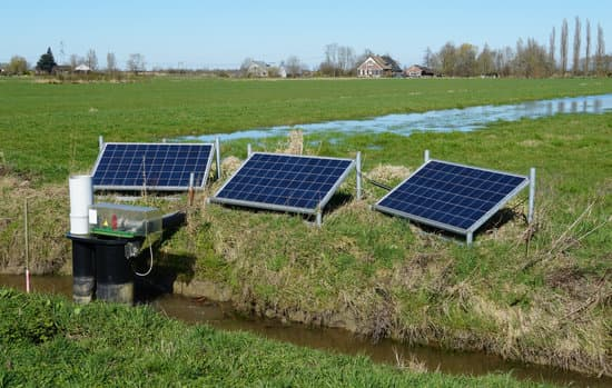 Solar-powered Water Pumps