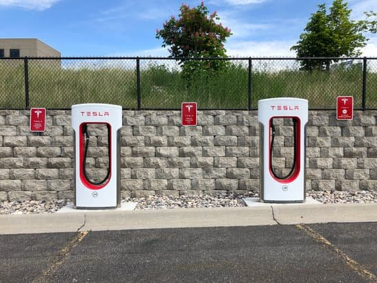 What is the alternative option to charge a Tesla with the portable charger?
