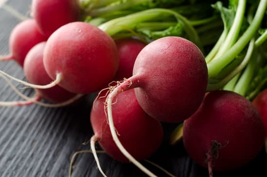 Nutritional Aspect Of Raw Radishes